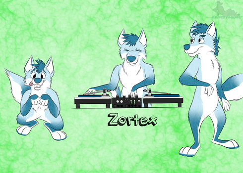 Zortex Toony Draws by gangstaguru