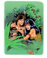 Son of Tarzan by Tarzman
