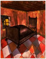 the return of the bedroom by drriquet