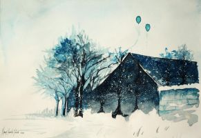 WINTER by N--A--N--Y