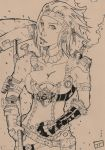 steampunk girl by tamtam013