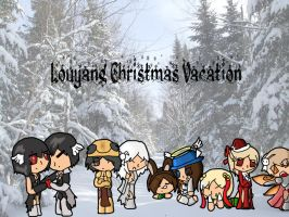 Louyang Christmas Vacation by DraconicWorlds