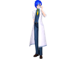 Project Diva Arcade Future Tone Genius Kaito by Luke-Flame