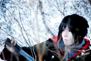 Uchiha Sasuke - invisible by Dark-Uke