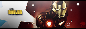 - vector iron man - by NBA10