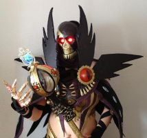 Necromancer - Guild Wars II by Ereldana-Cosplay