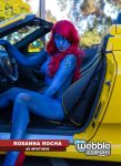 Webble CosPaint - NYC CC - Mystique by Battledress