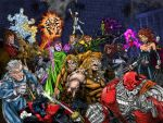 Age of Apocalypse by Pharaoh44
