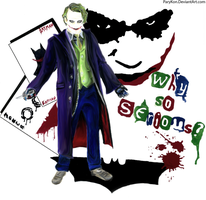 Joker - Why so serious? by ParyKon