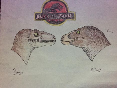 30 Days of Dinosaurs: Re-imagined Raptors by CoelurosaurianArtist