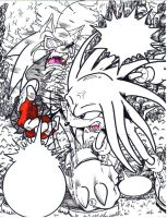 sonic comic preview 8 by trunks24