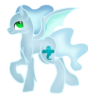(Commission) Marshie Ghost by SkyBreeze-MasterMC