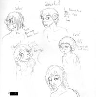7 Eldest: New Characters by modesty