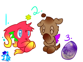 Chao Adopts by dreamer-the-wolf-3