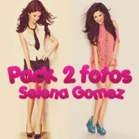 Pack 2 Fotos Selena G. by Dreamflawless