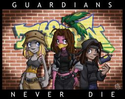 The Guardians by Merystic