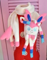 Sylveon Scarf by Lexiipantz