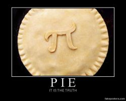 PIE DEMOTIVATIONAL by blackdeath2000