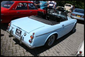 1968 Datsun Sports 1600 by compaan-art