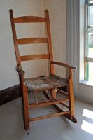 rocking chair by LucieG-Stock