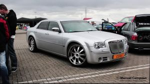 Chrysler 300C by compaan-art