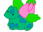 The ChibiDex - 002 Ivysaur by Firedakitteh
