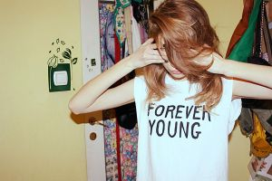 forever young by Laplum