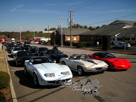 rows of vettes by loreleft27