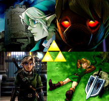The Legend of Zelda: The Cycle Without End by Legend-tony980