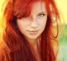 Freckled by Zsophia
