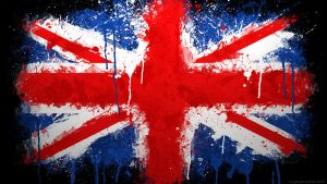 Union Jack Wallpaper Grunge by anonymouscreative