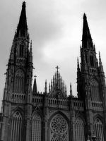 The cathedral by guidoneko