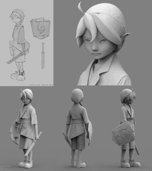 Link Redesign Model by SpoonfishLee