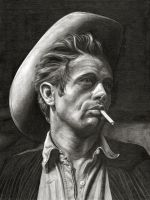 James Dean by jimbo101
