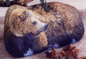 Grizzly by N8grafica