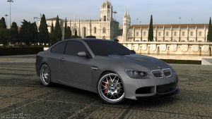 BMW M3 e92 outdoor R2 by uros3D