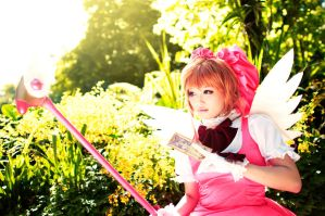 Card Captor Sakura : Power From Within by thebakasaru