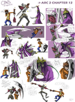 CBNS: K.Bros battle by 123soleil