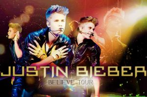 Justin Bieber Believe Tour by CollageSoccer