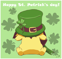 Happy St. Patrick's 2013! by pichu90