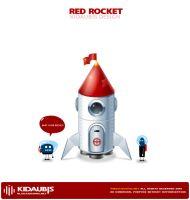Red Rocket by kidaubis