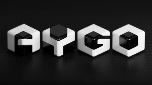 AYGO 3D wallpaper 1 by hoschie