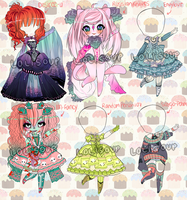 CUSTOM ADOPTS XI by Lolisoup