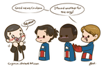 Good news Coulson by caycowa