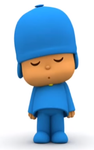 Pocoyo Sleeping by PrincessPuccadomiNyo
