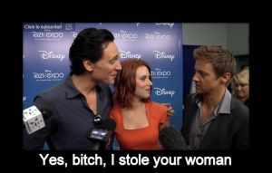 Tom Steals Scarlett by MrsVolterra