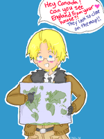 APH - Hey Canada by TeamRocket