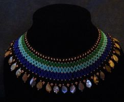 Collar necklace by ladytech