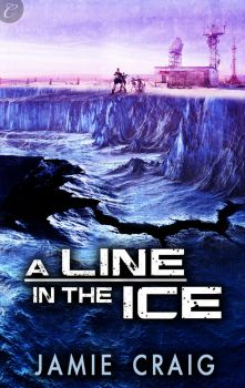A Line In The Ice by AngelaWaters