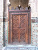 An old door by Magdyas